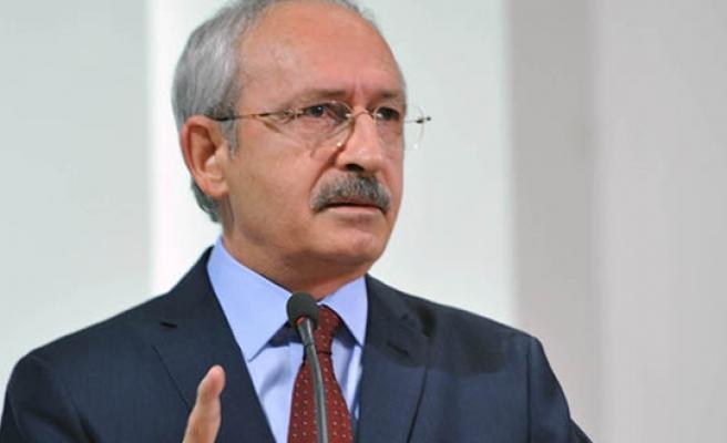 KILIÇDAROĞLU: AKP'NİN TEKLİFİNE EVET DİYECEĞİZ