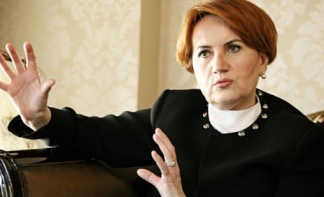 AKŞENER, KONGRE DURDURAN HAKİMİ HSYK'YA ŞİKAYET ETTİ