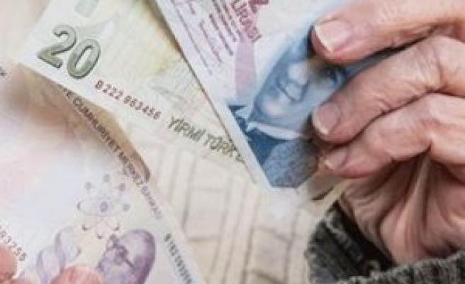 EMEKLİYE 900 TL'NİN ÜZERİNDE PROMOSYON