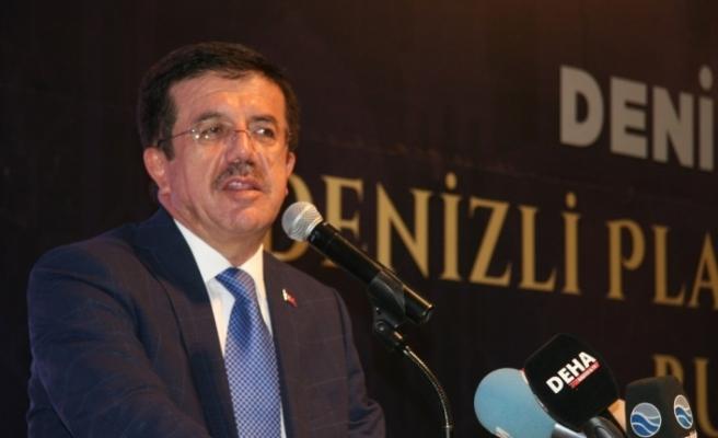 Ekonomi Bakanı Zeybekci büyüme verilerini değerlendirdi