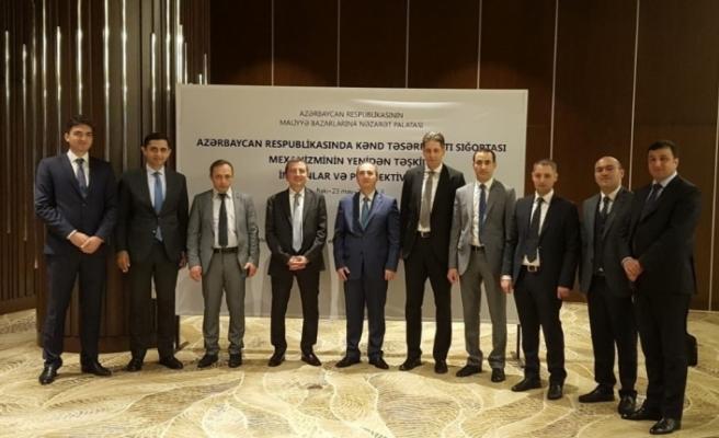 TARSİM Azerbaycan'a rol model oluyor