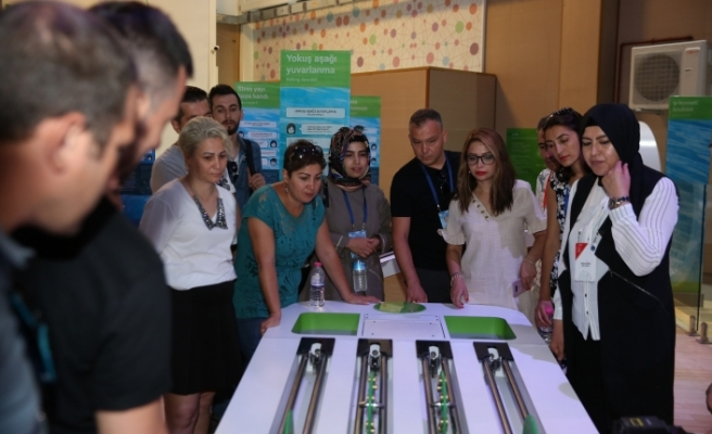 İngilizce Öğretmenleri Bilim Merkezini Ziyaret Etti