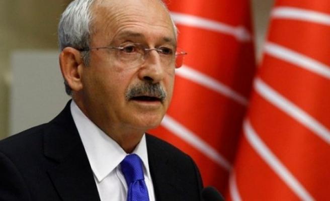 Kılıçdaroğlu'ndan Muharrem İnce'ye Nezaketsizlik Tepkisi