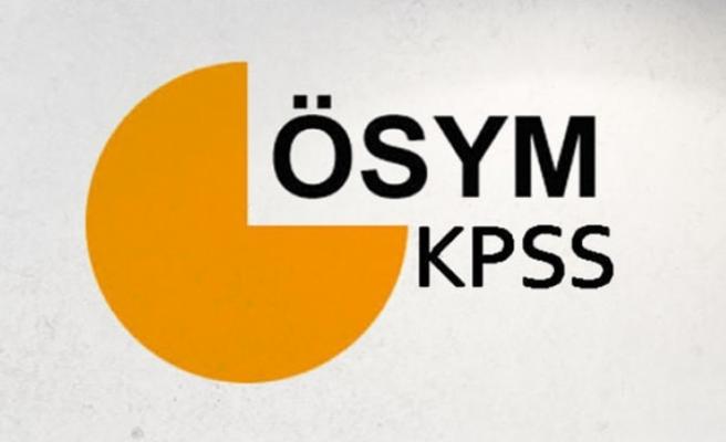 KPSS Ortaöğretim Başvuru Kılavuzu Yayımlandı