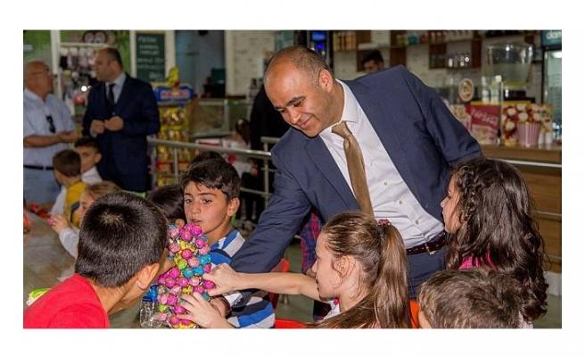 Öğrenciler Teknolojiye İzmir İl MEM'de Yön Verecek