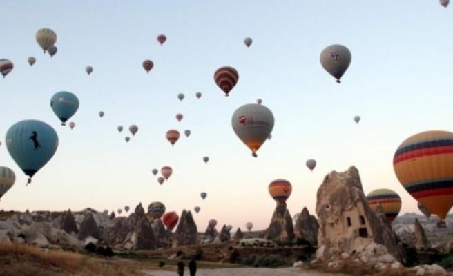 Turizm Sektöründe Bayram Bereketi Yaşanıyor