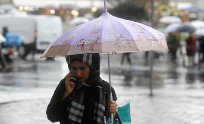 Bu İllerde Yaşayanlar Dikkat: Çok Kuvvetli Sağanak Yağış Geliyor
