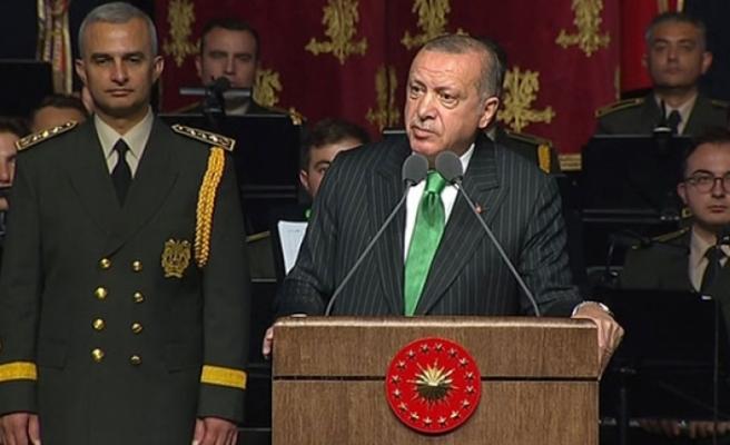Cumhurbaşkanı Erdoğan Net Konuştu: Kriz Falan Yok Hepsi Manipülasyon