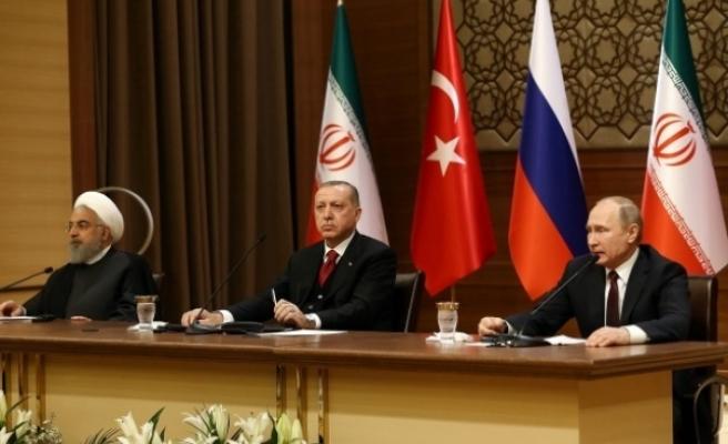 Devletin Zirvesi Tahran'da Çok Önemli Toplantı Yapacak