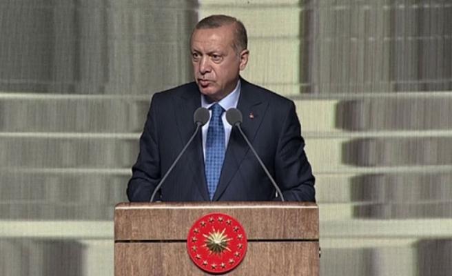Başkan Erdoğan Öğrencilere Burs Müjdesi Verdi