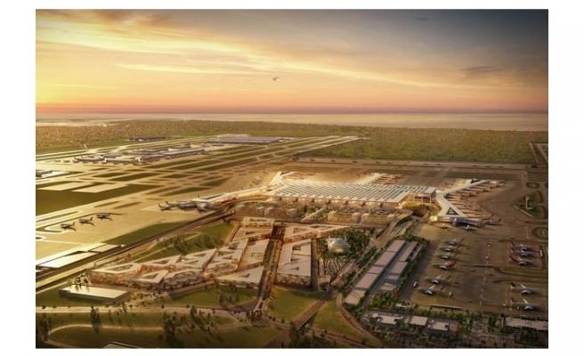 İşte Rakamlarla Yeni Havalimanı: Türkiye Uçuşa Geçiyor