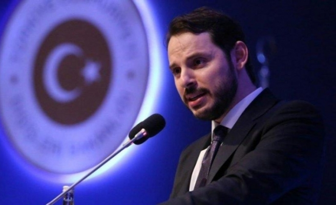 Hazine ve Maliye Bakanı Albayrak'tan Enflasyon Açıklaması