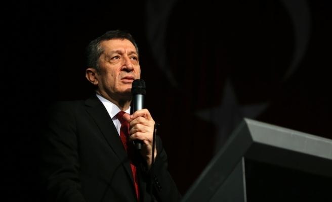 Milli Eğitim Bakanı Ziya Selçuk'tan Bilimsel Çalışmalara Destek Sözü