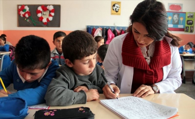 20 Bin Öğretmenin Branş Dağılımı Açıklandı