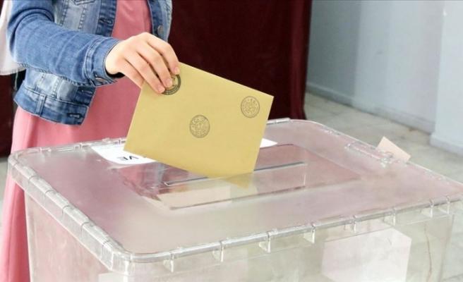31 Mart'ta 1 Milyon 156 Bin Kişi İlk Kez Oy Kullanacak