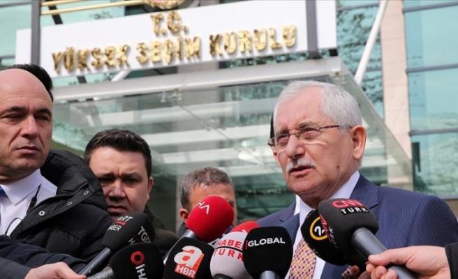 İstanbul Seçim Sonuçları 2019: YSK Başkanı Sadi Güven'den Önemli Açıklamalar