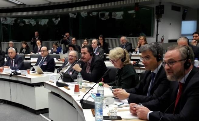Yalçın, AB-Türkiye Kik Toplantısına Katıldı