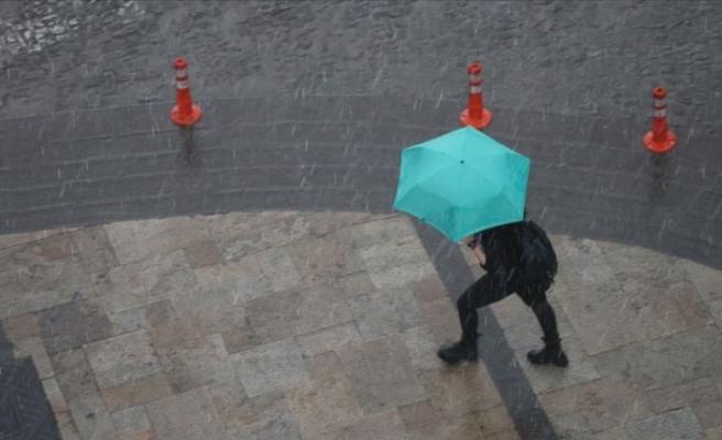 Meteoroloji Saat Verdi ve Uyardı: Hafta Sonu Plan Yapanlar Dikkat
