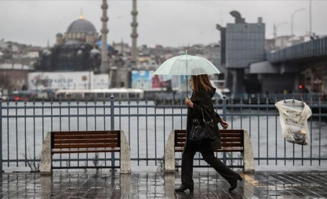 Meteorolojiden Peş Peşe Uyarı Çok Kuvvetli Geliyor