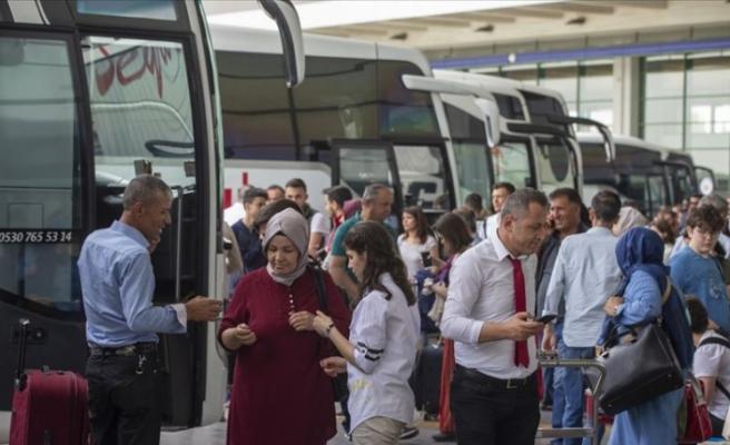 Kurban Bayramı'nda Otobüs Firmalarına Ek Sefer İzni