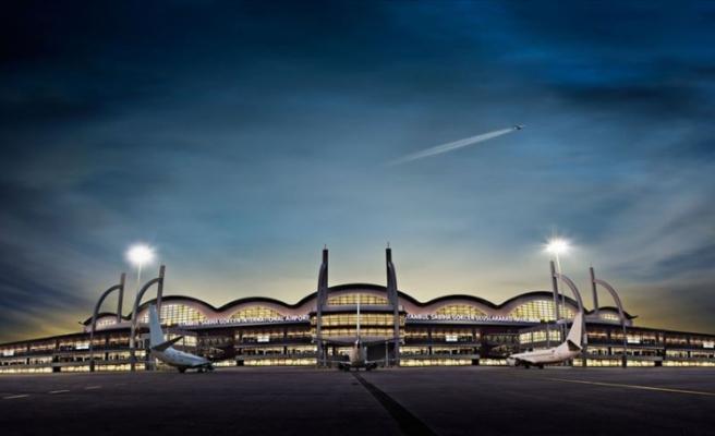 Sabiha Gökçen Havalimanı'nda İkinci Pistin Yapımı Sürüyor