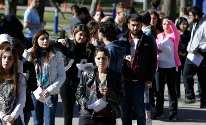 Yabancı Dil Bilgisi Seviye Tespit Sınavı'na Toplam 73 Bin 779 Aday Girecek