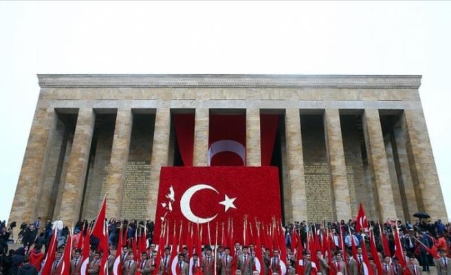 29 Ekim Cumhuriyet Bayramı, 96. Yılında Tüm Türkiye'de Coşkuyla Kutlanıyor