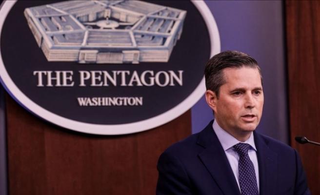 Pentagon'dan Yeni Suriye Açıklaması: Türkiye'nin Yolundan Çekildik