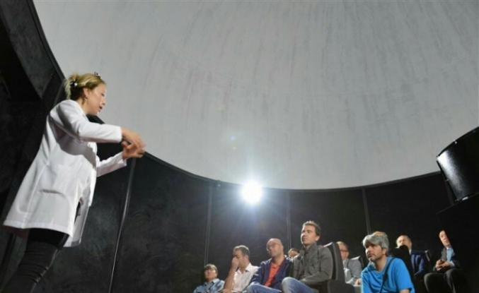 Planetaryum ve Bilim Evi büyük ilgi görüyor