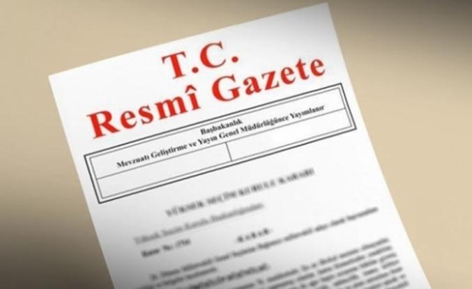 Öğretim Üyeliğine Yükseltilme ve Atanma Yönetmeliği Resmi Gazete'de yayımlandı