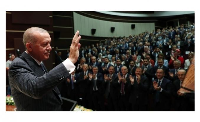 Cumhurbaşkanı Erdoğan'dan AND Açıklaması! 2018'e Kadar Neredeydiniz
