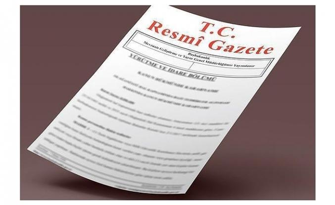Basın Kartları Yönetmeliği Resmi Gazete 'de Yayımlandı