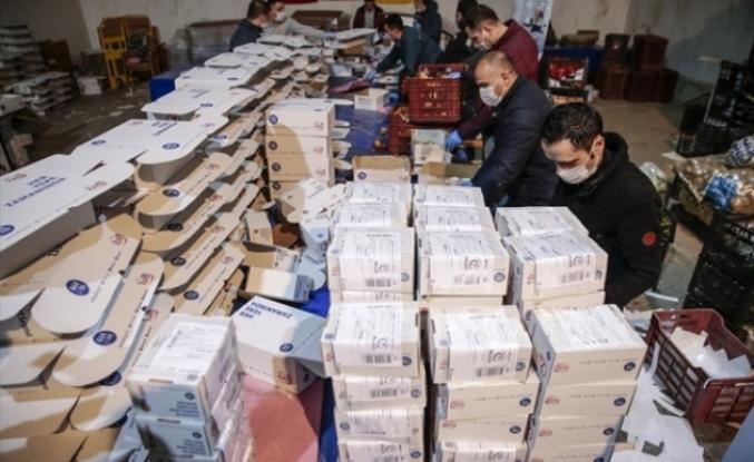 E- Tanzim Satışları Bugün İstanbul'da Başladı