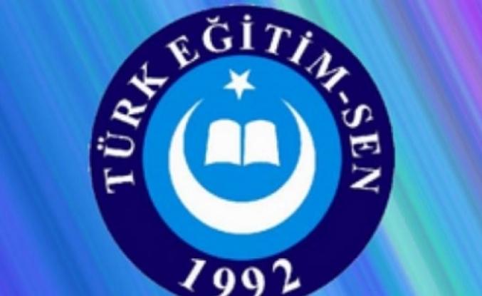 Türk Eğitim Sen'den Bursa Eski Şube Başkanı Hakkında Açıklama