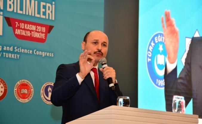 2. Uluslararası Türk Dünyası Mühendislik ve Fen Bilimleri Kongresi Yapıldı