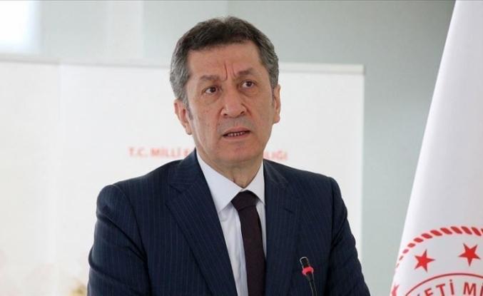 Milli Eğitim Bakanı Ziya Selçuk: 1200 Rehber Öğretmenimize Çok Özel Bir Eğitim Verdik