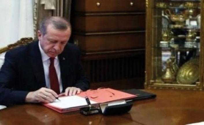 Cumhurbaşkanı Erdoğan'dan Çok Kritik Atama! 7 İsme Önemli Görev