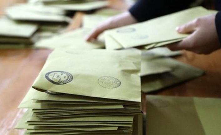 İstanbul'da Oy Verme İşlemi Sona Erdi