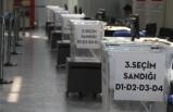 Yurt Dışı Seçmenler yarından itibaren Atatürk Havalimanı'nda oy vermeye başlayacak