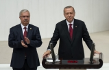 Cumhurbaşkanı Erdoğan TBMM'de Yemin Ederek Resmen Göreve Başladı