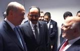 Irak Başbakanı Haydar İbadi, Brüksel'de Başkan Erdoğan İle Görüştü