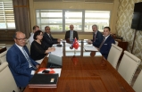 Uşak'ta Sınav Koordinasyon Kurul Toplantısı Yapıldı
