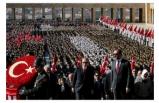 Cumhurbaşkanı Erdoğan 29 Ekim Mesajını Anıtkabir'den Verdi