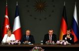 Liderler İmzayı Attı: İşte Ortak Bildiri