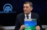 Milli Eğitim Bakanı Ziya Selçuk, Öğretmenlere Yüksek Lisans Zorunluluğu Geliyor
