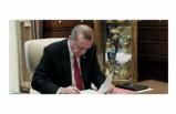 Başkan Erdoğan: 11 Üniversiteye Rektör Atadı