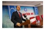 Irak Türkmen Eğitimcilere Yönelik Düzenlediğimiz Kursun Sertifika Töreni Yapıldı