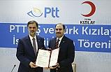 PTT ve Türk Kızılay Arasında PTT Pul Müzesi'nde İş Birliği Protokolü İmzalandı