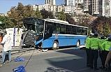 Ankara'da Halk Otobüsü Yayalara Çarpması Sonucu 3 Kişi Hayatını Kaybetti