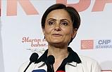 CHP İstanbul İl Başkanı Canan Kaftancıoğlu'nun Yargılandığı Davada Karar
